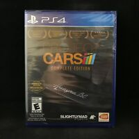 Project Cars: Complete Edition (PlayStation 4) Brand New / Region Free