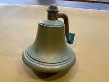 Vintage Brass Ships Bell / 6 inch