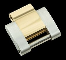 Genuine Ladies Rolex Datejust 178243 178343 Oyster Link 18K/SS 13mm