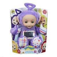 Teletubbies 6797 Tinky Winky Sensory Soft Toy
