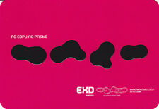 POSTCARD SPECIAL ISSUE EXPERIMENTA DESIGN EHD PORTUGAL