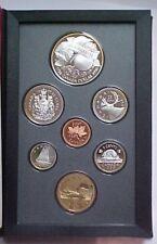 1996 Canada Double Dollar Proof Set