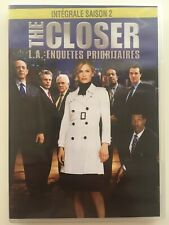The closer saison 2 COFFRET DVD NEUF SANS BLISTER