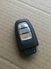 AUDI A4 8K B8 3 BUTTON SMART KEY FOB CARD 8T0959754D