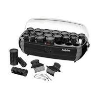 Babyliss 3045U Thermo-Ceramic Rollers Curlers Roller Set Black High Heat New