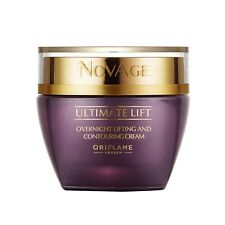 Oriflame NovAge Ultimate Lift Overnight Lifting&Contouring Night Cream- Original