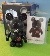 "DISNEY Vinylmation 3"" Park Set 2 Urban Space Cosmos w Card and Box"