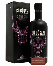 Tomatin Cu Bocan 2005 Limited Edition 50,0% vol. - 0,7 Liter