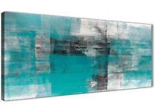 Color Foglia Di Tè Nero Bianco Dipinto salotto a Muro Art-Astratto 1399 - 120 cm