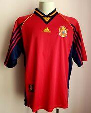 Spain 1998 - 1999 Home football shirt Adidas size XL