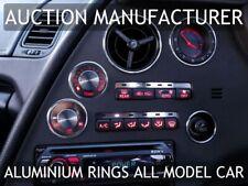 Toyota Supra Mk4 96-02 Set 14-teilig  Aluminium  Tachoringe / Tacho Ringe
