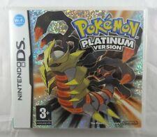 Pokemon Versión Platinum-DS