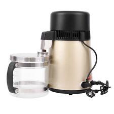 4L Wasser Destilliergerät Edelstahl Innenteil aus Edelstahl Water Distiller
