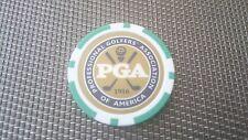 Nuevo diseño PGA Poker Chip Golf marcador-Verde -!!! nuevo!!!