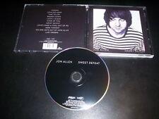 Jon Allen  – Sweet Defeat CD Monologue Records – MONOLGCD1