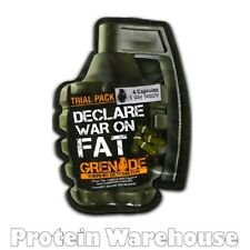 Grenade Thermo Detonator Fat Burner Capsules For Diet Energy & Weight Loss