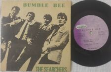 "The Searchers - Bumble Bee / Rare Israel 7"" 45 Mono EP Unique PS and Label"
