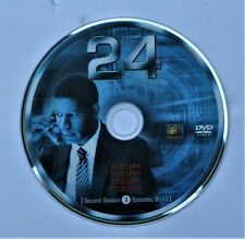 24 (TV SHOW) - SEASON 2 - DISC 3 REPLACEMENT DVD DISC ONLY