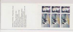 LO37760 Faroe Islands pets animals fauna dogs good booklet MNH
