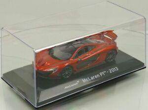 1:43 Scale Model Supercar Collection Diecast - McLaren, Aston Martin, Bugatti