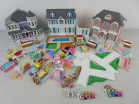SUPER CUTE 1:12 Scale Dollhouse Miniature Toy Airplane #CAR1603