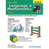 Basic Skills - Language & Mathematics Year 3