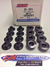 "1.250"" 7 Degree Stamped Steel Valve Spring Retainers Set Of 16 Elgin ER-3974"
