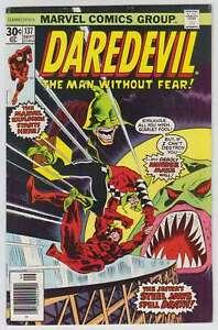 L8434: Daredevil #137, Vol 1, F VF Condition