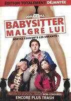 DVD BABYSITTER MALGRE LUI JONAH HILL
