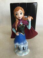 Disney Showcase Grand Jester Frozen Anna Figurine Bust #404256