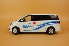 1/18 MAXUS G10 mpv EV Pure electric vehicles diecast model