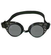 Schweisserbrille Steampunk Accessoire Scherzartikel Bauarbeiter