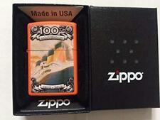 Zippo Genuine Refillable Cigarette Lighter, Titanic #85, New With Box