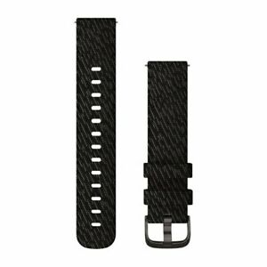 Garmin Quick Release 20mm Nylon Replacement Watch Band for Venu/Vivomove Style
