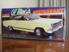 ~ 1967 Ford Fairlane GT - ACME GMP  1:18 -  Springtime Yellow    MIB    1/1000