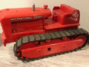 International Harvester Bulldozer Crawler Product Miniature Co., Inc Antique