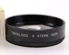 Hoya Tricklinse 6 STERN 55mm 55 mm (2) filter OVP