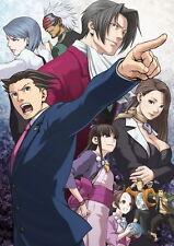 "117 Phoenix Wright Ace Attorney - Gyakuten Saiban Yomigaeru 14""x20"" Poster"