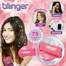 BLINGER DIAMOND COLLECTION - LOAD, CLICK, BLING, HAIR, FASHION, ANYTHING NEW