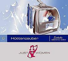 Just4Women 06: Hüttenzauber. Erotische Hörspielseri...   Buch   Zustand sehr gut