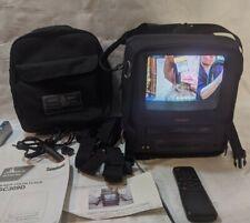 Symphonic tv vcr G 2 G Gear AC/DC travel unit