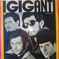 VINILE LP I GIGANTI - I GIGANTI 33 GIRI ANNO 1966 ITALY RIFI RFM LP 14801