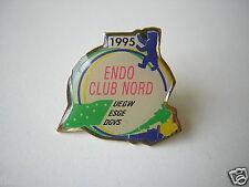 Ele, pin endo club del norte 1995 coleccionista 2,9 G/2,3 x 2,1 cm