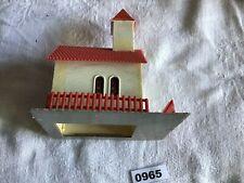 N Gauge Model Railway Chapel Building