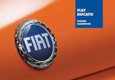 I proprietari MANUALE MANUALE-FIAT DUCATO 244 2002-2006 60345 682 NUOVO E ORIGINALE