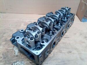 Complete Nissan TD25 Cylinder head , navara D21 2.5 , big warranty