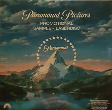 Paramount Pictures Promotional Sampler Laserdisc (1992) [NTSC] [LV 26349]