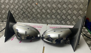 SEAT IBIZA WING MIRRORS N/S LEFT O/S RIGHT ( PAIR ) ( 2006 )