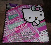 Hello Kitty Schablonen Bastelbuch Design Studio Kartenpapier Ausmalbilder unbenu