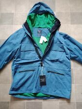 ABERCROMBIE AND FITCH MEN'S ANORAK JACKET SIZE XL